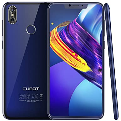 Cubot P20 2018 Android 8 0 4g Smartphone Unlocked Fhd 6 18 Inch