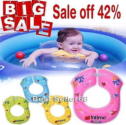 Amazon.com: Flotadores para piscina para bebés - Flotadores ...