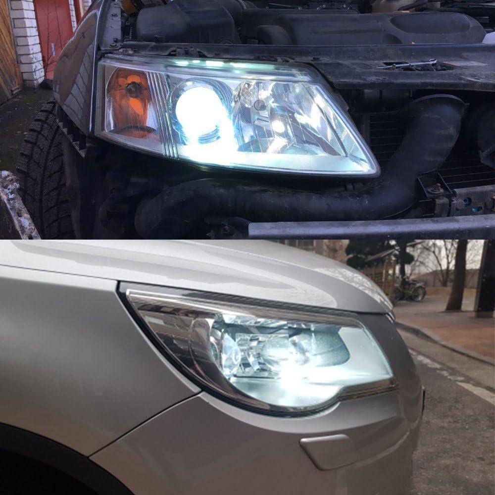 Cadillac 01-04 Seville D1S 8000K Light Blue OEM HID Headlight Light Bulb
