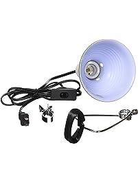 Fluker's Clamp Lamps