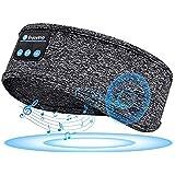 Faixa de Cabeça com Fones de Ouvido Bluetooth, para Dormir e Correr