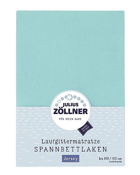 Julius Zöllner 8390347600 bajera ajustable Toalla, apto para parque colchones 68 x 90 hasta 95