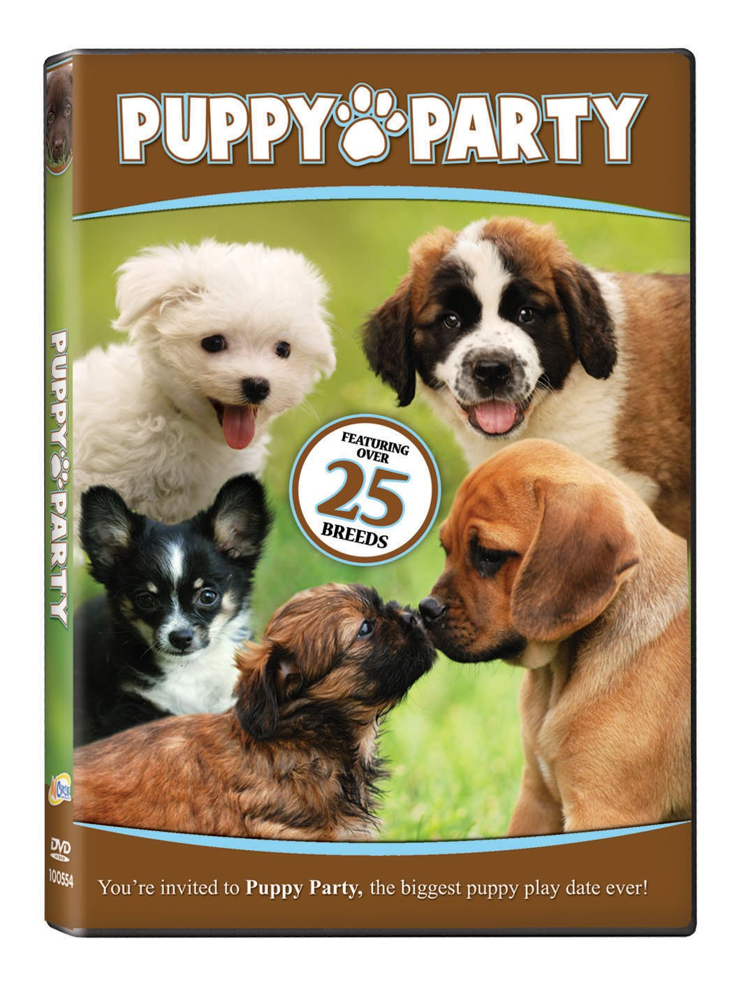 Animal Atlas - Puppy Party Puppies! LongNeedle Entertainment NCircle Entertainment 5821715