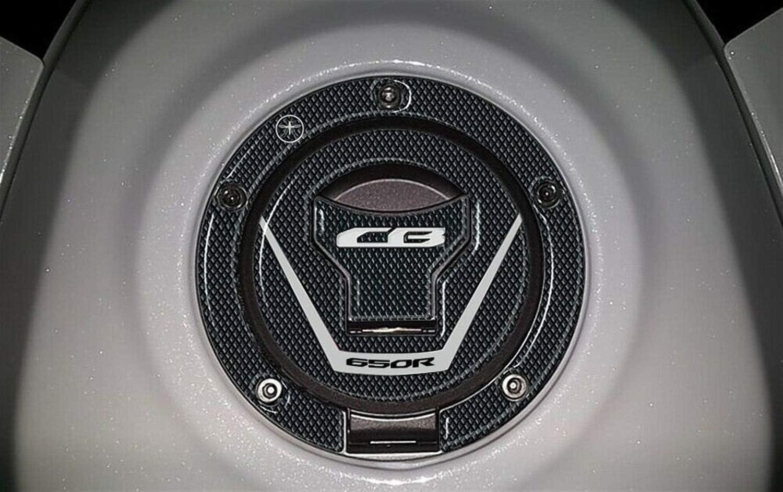 Color : BTCB65R RED Protezione 3D della protezione di gas rilievo del carro armato della decalcomania for HONDA CB CB650R 650R 2019