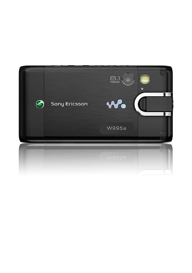 Amazon.com: Sony Ericsson W995 a Walkman desbloqueado móvil ...