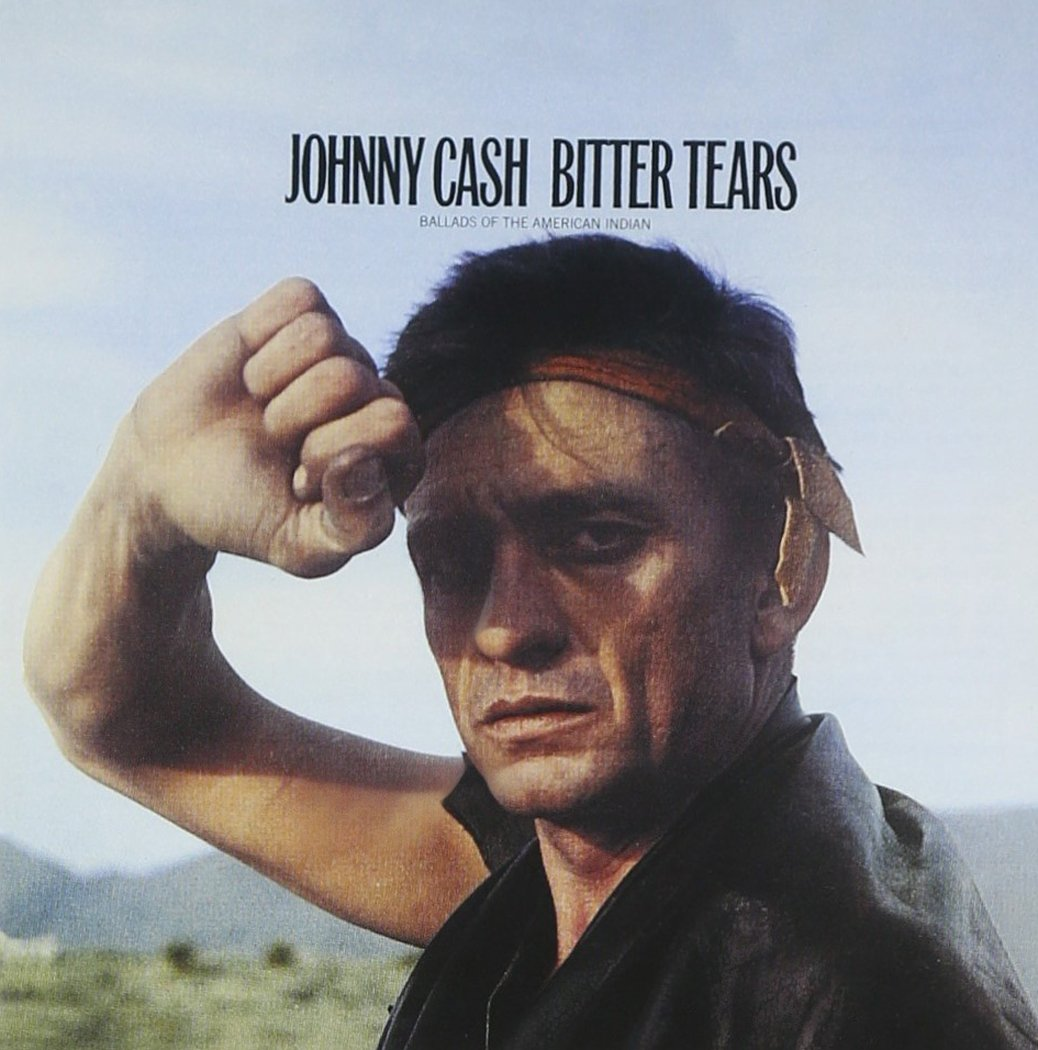 Johnny Cash   Johnny Cash Sings The Ballads Of The American Indian: Bitter  Tears   Amazon.com Music Good Ideas