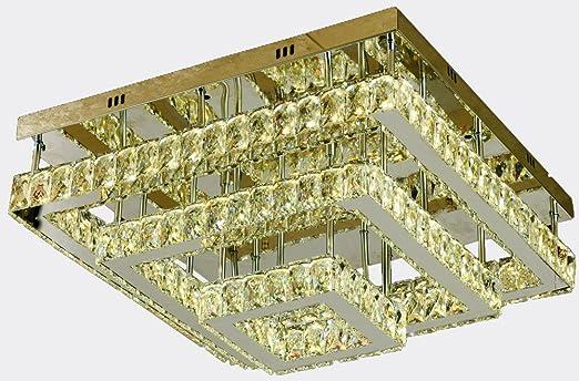 Dematex Moderne Deckenleuchte mit LEDs