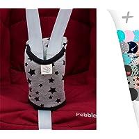 Protecteur de harnais de entrejambe pour enfants 0 à 3 ans Janabebé®