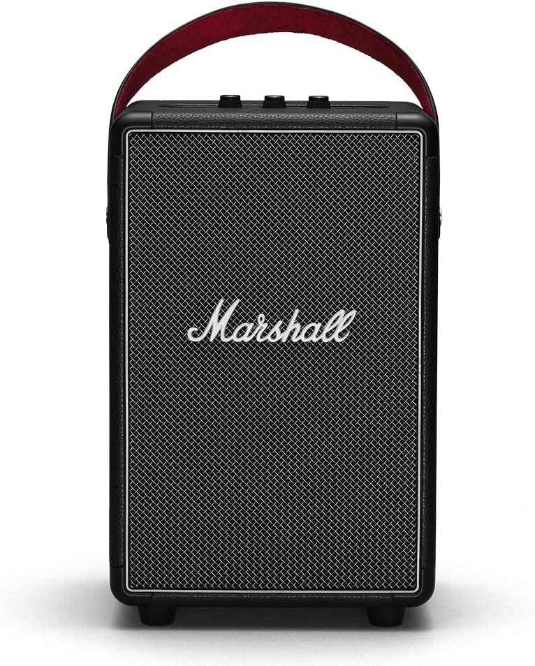 Marshall Tufton Portable Bluetooth Speaker - Black