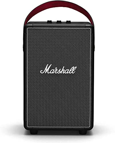 Marshall Tufton Portable Bluetooth Speaker – Black