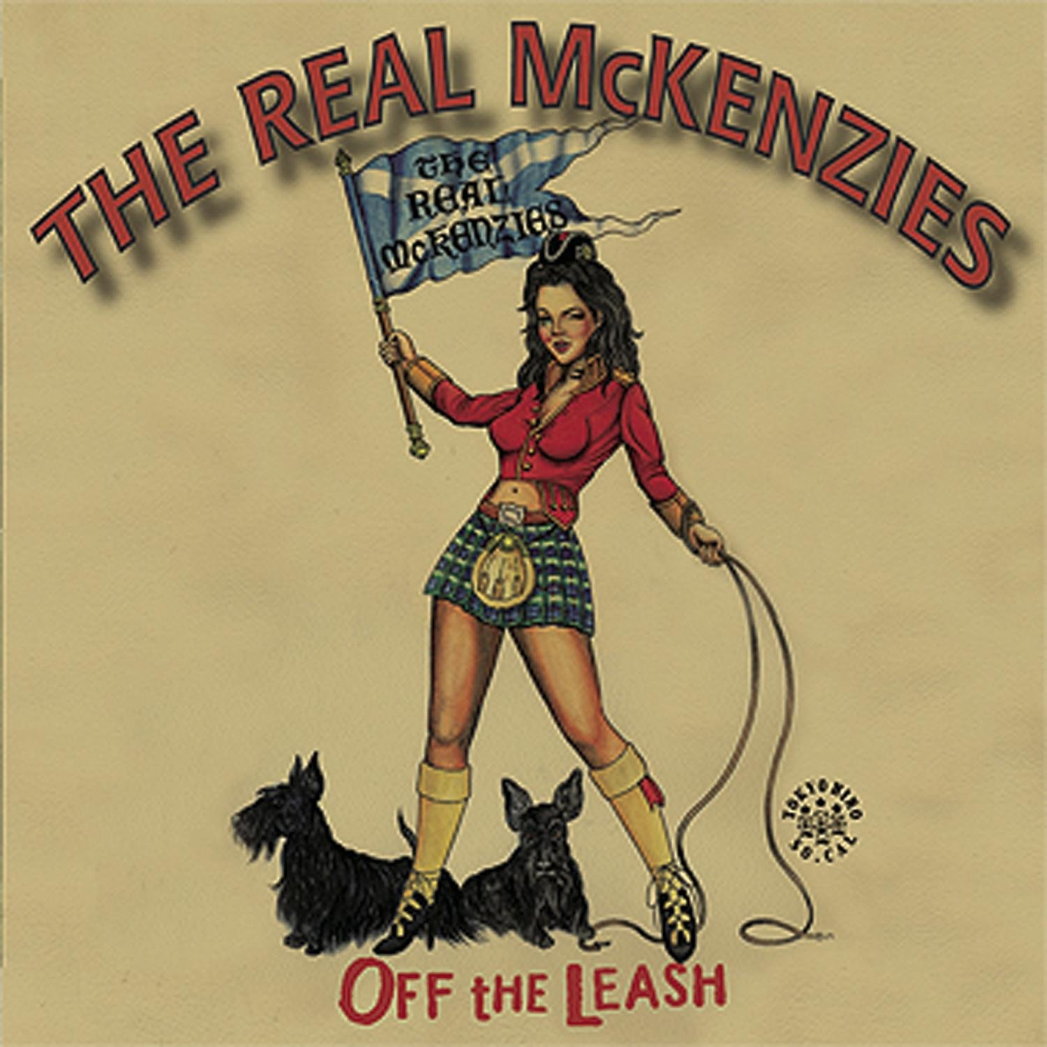 Off The Leash by Real McKenzies