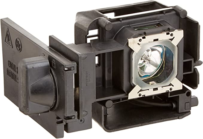 Replacement Lamp Assembly with Genuine Original OEM Bulb Inside for PANASONIC PT-TX301RU Projector Power by Philips