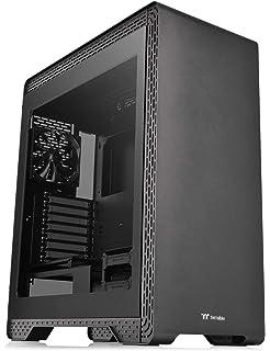 Riotoro CR1080 Black SPCC Cold Roll Steel Metal ATX Mid Tower Computer Case