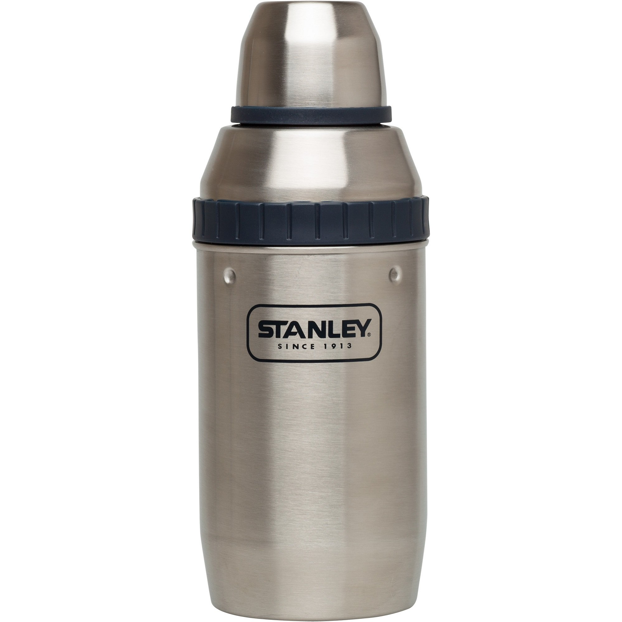 Stanley Adventure Stainless Steel Insulated Happy Hour Shaker Set BPA-Free 20 Ounce and 7 Ounce Cups (x2) by Stanley