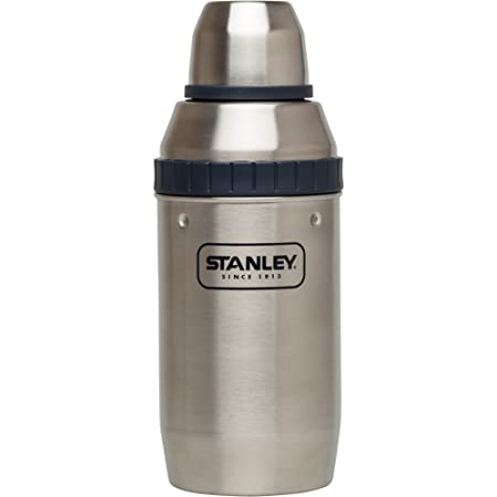 Stanley Adventure Stainless Steel Insulated Happy Hour Shaker Set BPA-Free 20 Ounce and 7 Ounce Cups x2