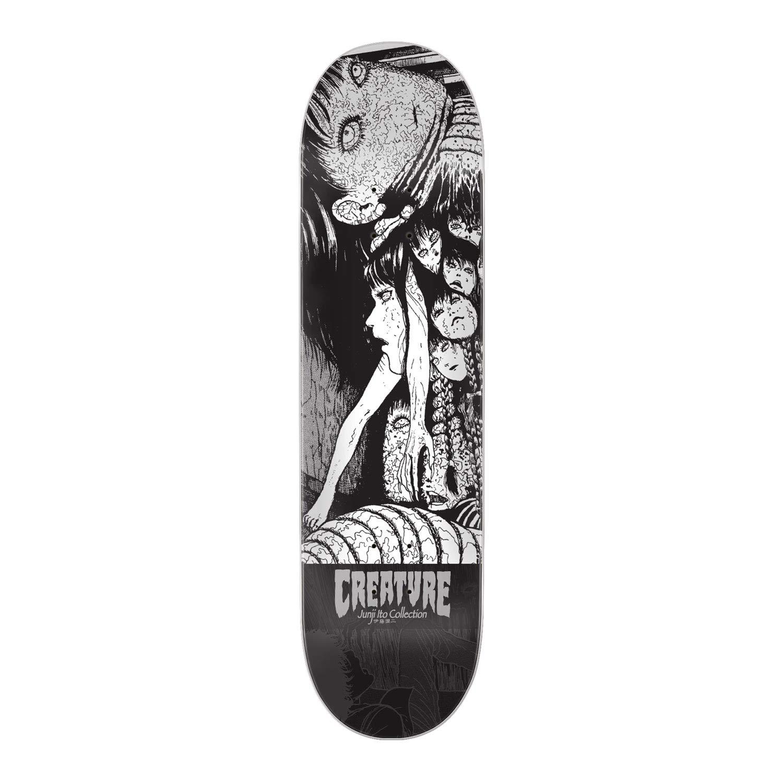 割引 Creature スケートボードデッキ x Junji Revenge プリズム 8.58インチ B07PB57KP7 x 32.11インチ 32.11インチ B07PB57KP7, カーテン工場:a31c145f --- kickit.co.ke