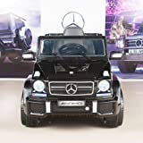 Mercedes Benz G63 12V Electric Power Ride On Kids Toy Car Truck w/ Parent Remote