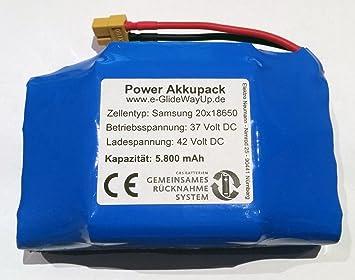 Samsung Power Batería para Smart Balance Hover tarjeta S de ...