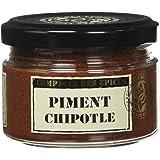 Comptoir des Epices Piment Chipotle Jalapeno Fumé 60 g - Lot de 3