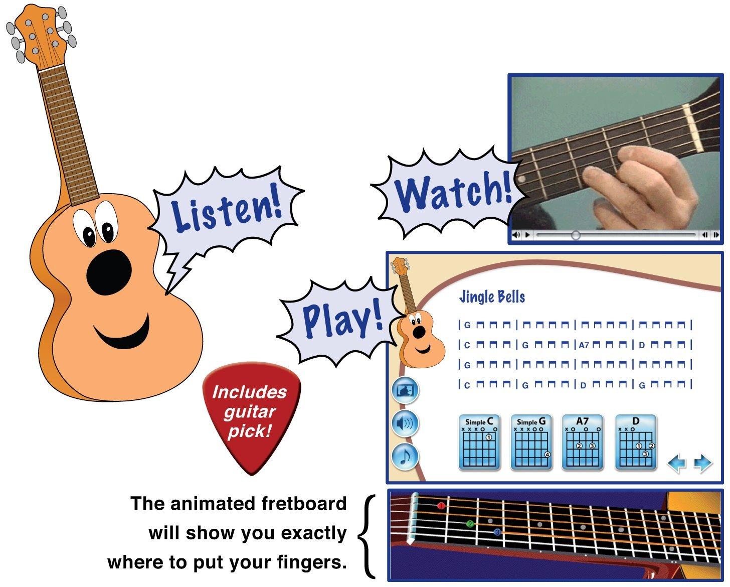 eMedia My Guitar v2 [PC Download] by eMedia