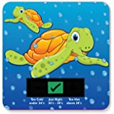 Murtle the Turtle Baby Bath Thermometer