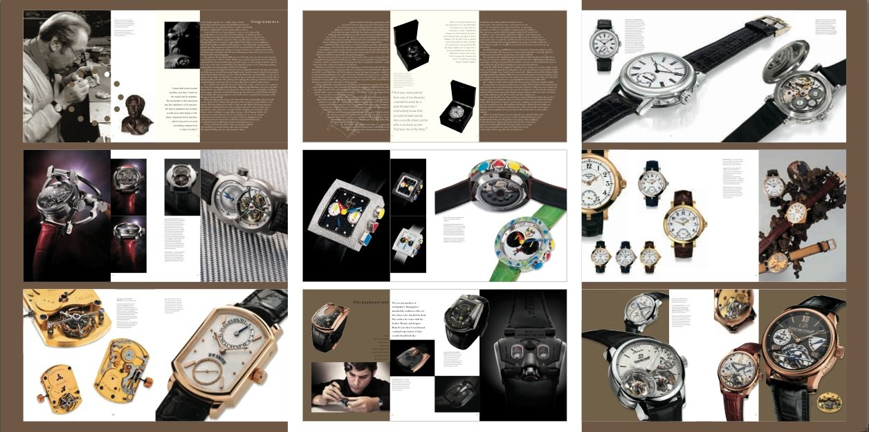 Masters of Contemporary Watchmaking