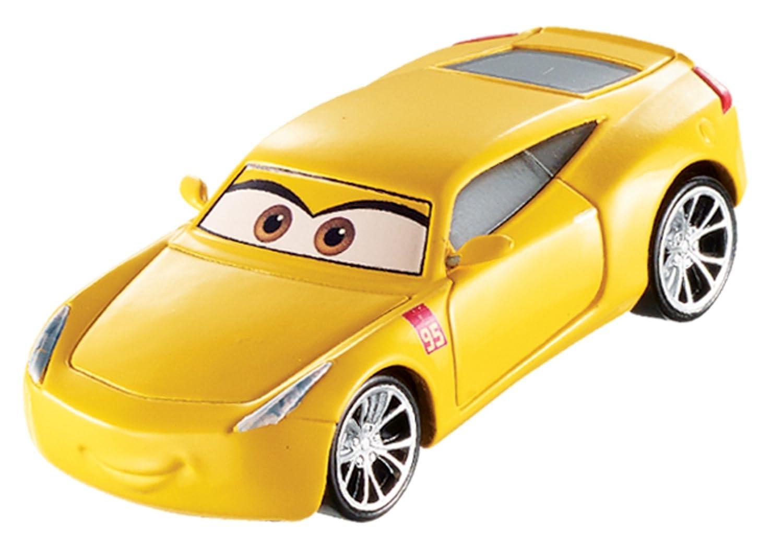 Buy Disney Pixar Cars 3 1 55 Scale Die Cast Cruz Ramirez Yellow