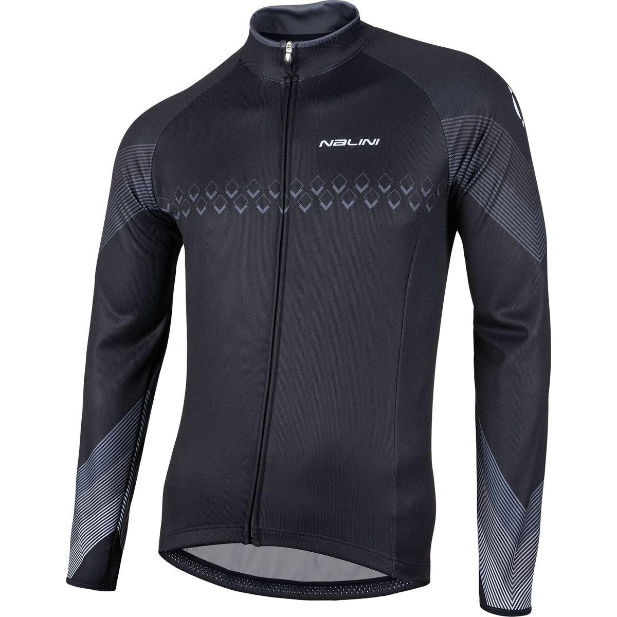 ナリーニ(ナリーニ) 4000 GRACRUX メンズ サイクルウェア 自転車ジャージ 0248374000 BLACK B076T3PQPX  ブラック 3L