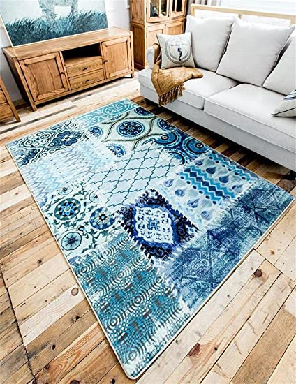 Amazon.com: Sunhai Rug Minimalist fashion idyllic ...