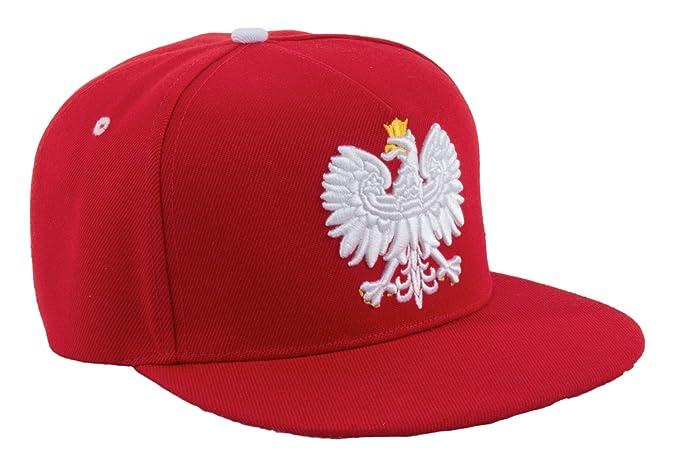 eb5c47c8781 Amazon.com  Epic Polish Eagle Snapback