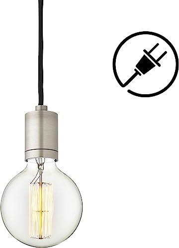 VONN VMC31620AL Atria 20 , Adjustable Suspension Fixture, Modern Square Chandelier Lighting in Silver Integrated LED, 19.75 L x 19.75 W x 120 8.75 H,