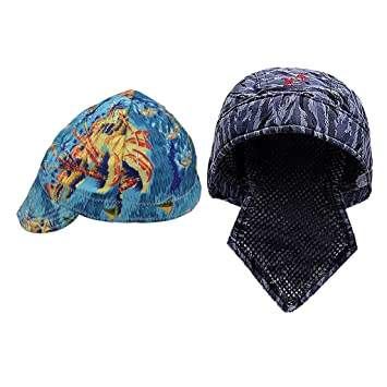 Sharplace Sombrero de Soldador Gorro Protector Set Complementos de Automóvil Cortacéspedes Jardín: Amazon.es: Jardín