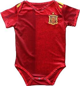 FPF National Soccer Team Club Cotton Bobysuit Baby Suit for Romper Infant & Toddler