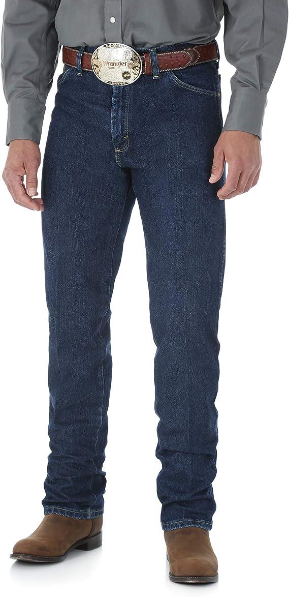 Wrangler Jeans De Corte Vaquero George Strait Para Hombre Amazon Com Mx Ropa Zapatos Y Accesorios