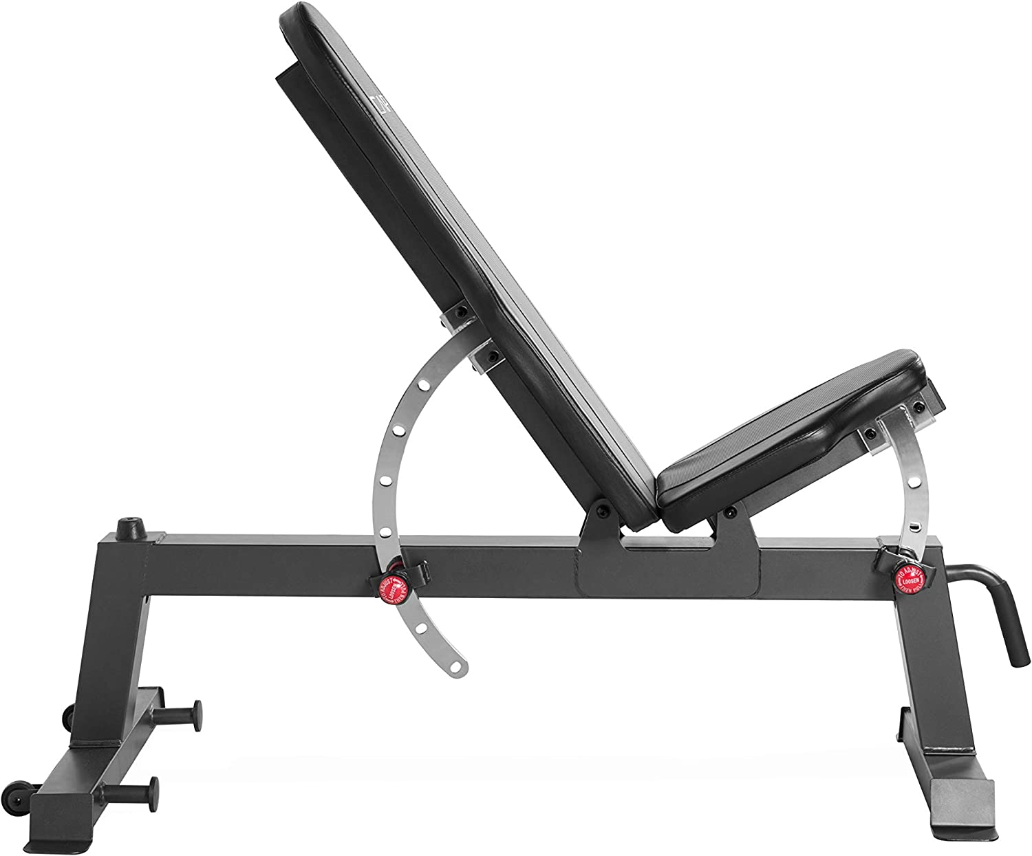 3 Seat Positions Up To 500 Lbs Details about  /CAP Barbell Deluxe Utility Weight Bench 7 Back