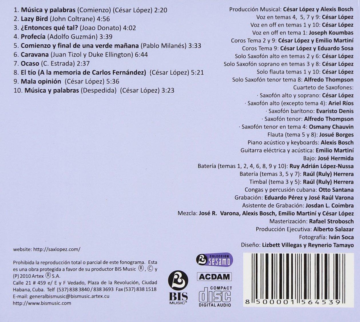 - CONTRASTES - Amazon.com Music
