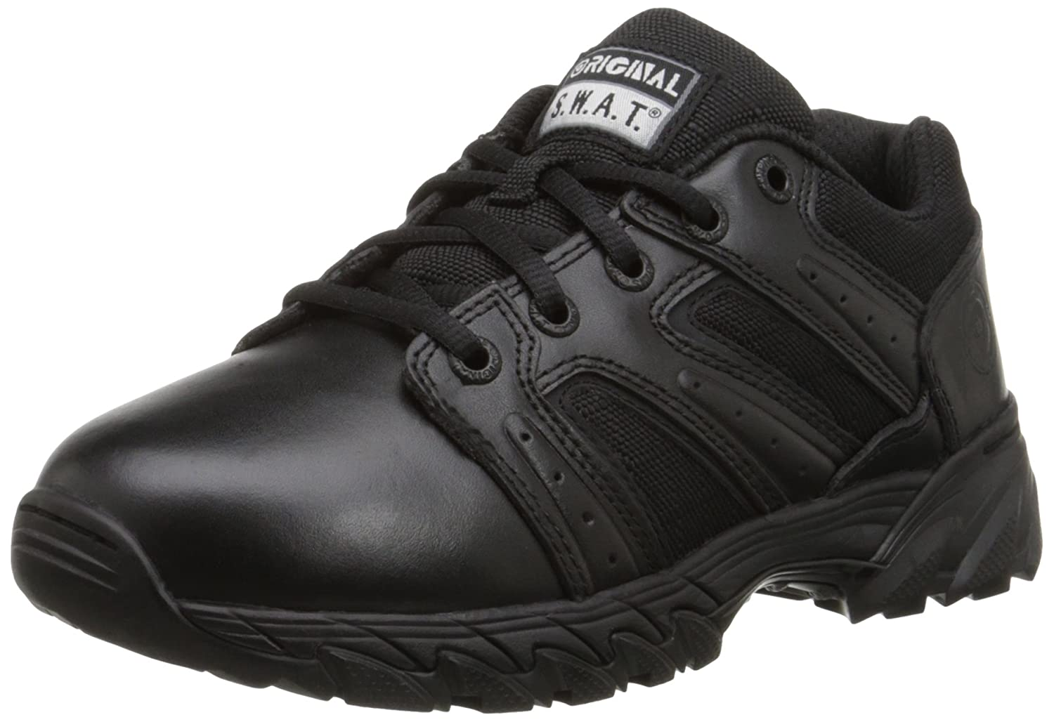 Original S.W.A.T. Women's Chase Low Military and Tactical Shoe Chase Low Women's Black-W