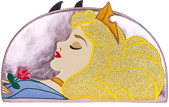 68d2013dd15 Image Unavailable. Image not available for. Color  Danielle Nicole Disney  Sleeping Beauty And Maleficent Clutch Bag