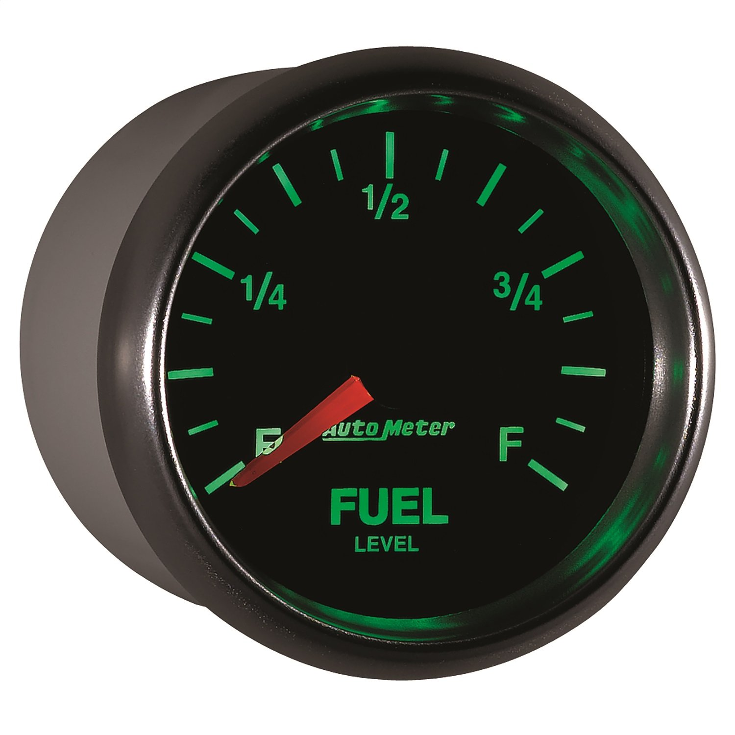 Auto Meter 3810 GS 2-1/16' Universal Stepper Fuel Level Gauge