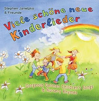 Viele Schöne Neue Kinderlieder Gorgeous German Childrens Songs Nursery Rhymes