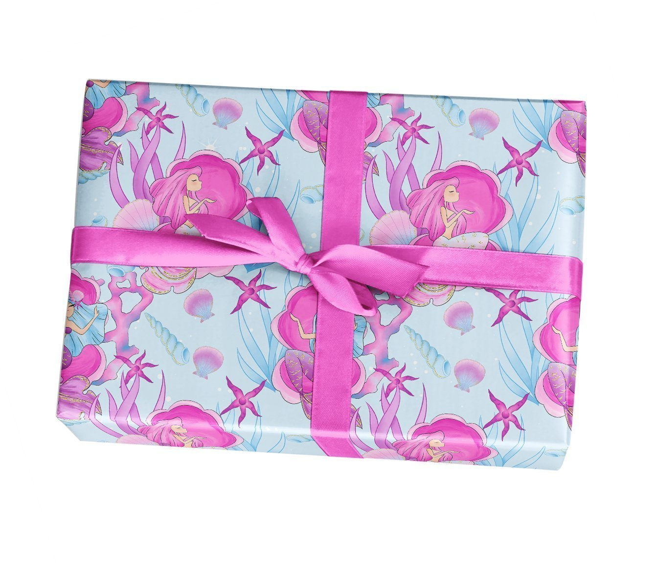 Owl Baby Shower Wrapping Paper Sheets 10 Pack Of 11x17 Sheets