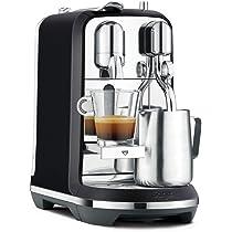 Sage Appliances SNE800BTR2EGE1 The Creatista Plus - Cafetera Nespresso, color negro mate: Amazon.es: Hogar
