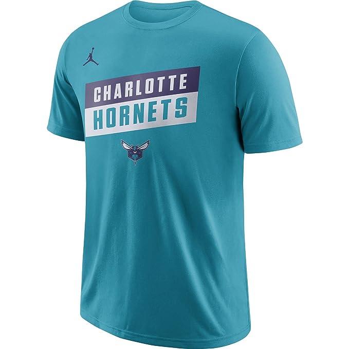 Nike NBA Jordan Brand Charlotte Hornets Kemba Walker 2017 2018 Dry Tee Official, Camiseta de Hombre: Amazon.es: Ropa y accesorios