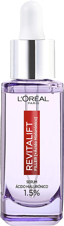 L'Oreal Paris Dermo Expertise Revitalift Filler - Sérum con Ácido Hialurónico Puro - 30 ml