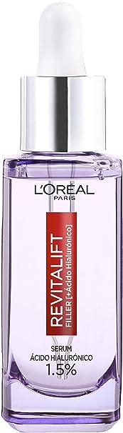 Oferta amazon: L'Oréal Paris Revitalift Filler - Serum con Ácido Hialurónico Puro de alta concentración - 30 ml