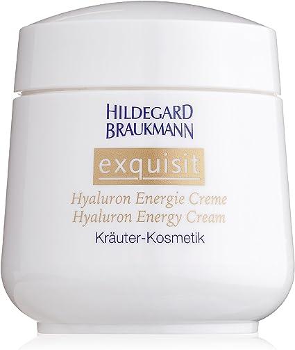 Hildegard Braukmann Exquisit femme/mujer, crema de energía hialurónico, 1er Pack (1 x 50 ml): Amazon.es: Belleza