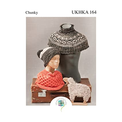 374cf86e3ba9 KNITTING PATTERN Craft Booklet for HAT