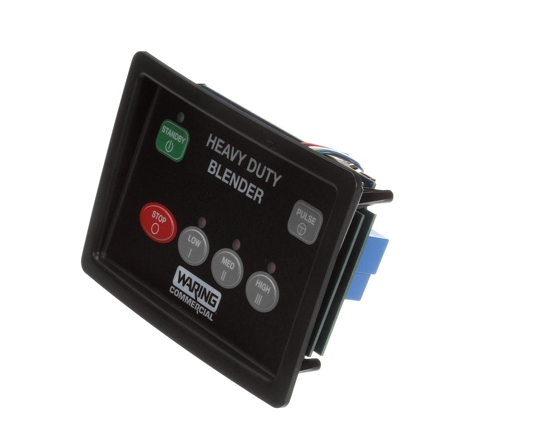 Amazon.com: Waring 030893 Panel de control, CB15: Industrial ...