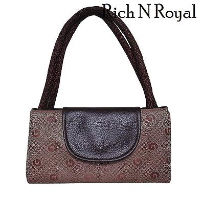 Women's Royal Rich Foldable Handbag Portable Bag Mini Cum N Duffle OB4wE