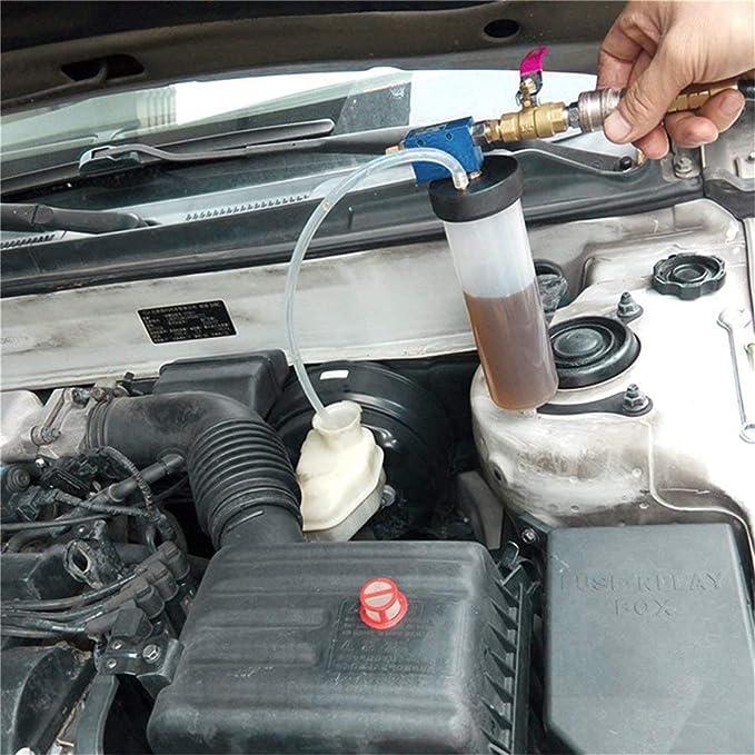 Herramienta de cambio de aceite del líquido de frenos del auto, Herramienta de reemplazo de cambio de aceite del líquido del freno de auto Coche Embrague ...